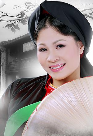 Liền chị Thanh Quý ra mắt album Quan họ Sở cầu như ý