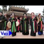 Hát chúc, hát mừng: Lời chào của các bọn Quan họ