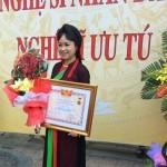 Bắc Ninh có thêm 1 NSND và 5 NSƯT