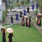 Về Kinh Bắc nghe câu Dân ca Quan Họ