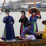 Về Kinh Bắc ngày Xuân, đắm say cùng Quan họ