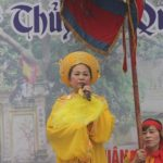 Bắc Ninh: Lễ hội Thủy tổ Quan họ ở làng Diềm