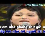 Mười nhớ – Karaoke quan họ tách lời