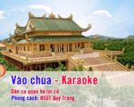 Vào chùa – Karaoke