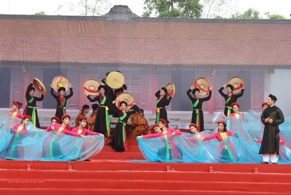 Bắc Giang: Triển khai tổ chức Liên hoan hát Quan họ, Ca trù năm 2019